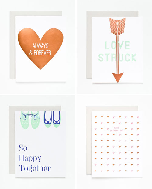Sycamore Street Press Valentine's Day Cards