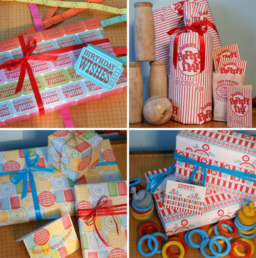Clever Gift Wrap | a. favorite