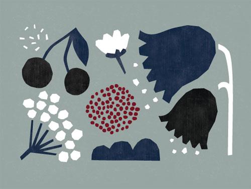 Bloom Art Print   Darling Clementine