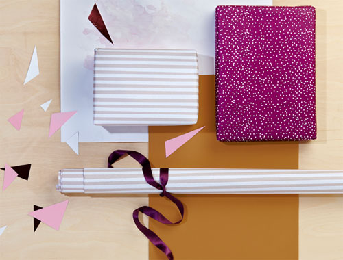 Bloom Gift Wrap | Darling Clementine