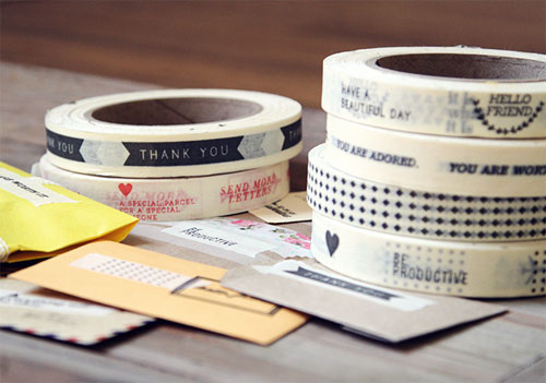 Message Masking Tape | Oh, Hello Friend