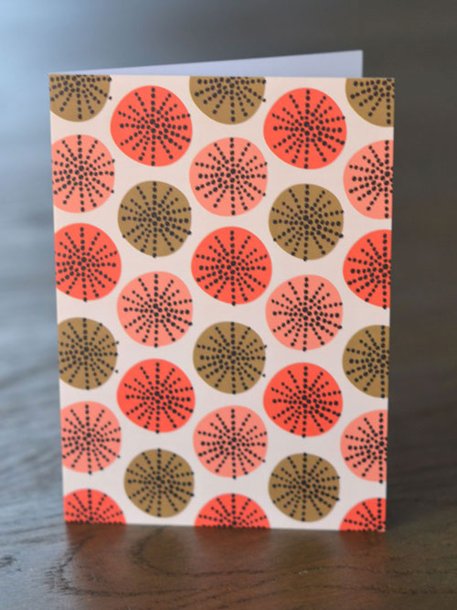 Patterned Card | Karla Pruitt