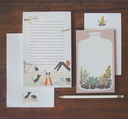 Quill & Fox Notepads