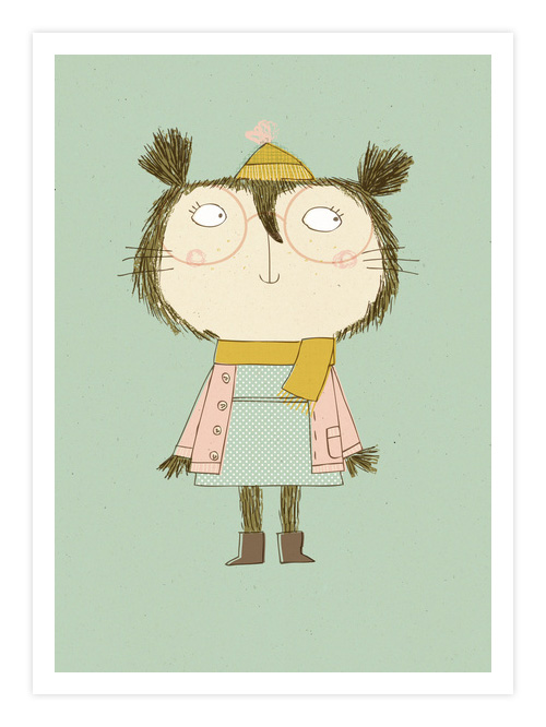 Erma Giclee Print | Kate Hindley