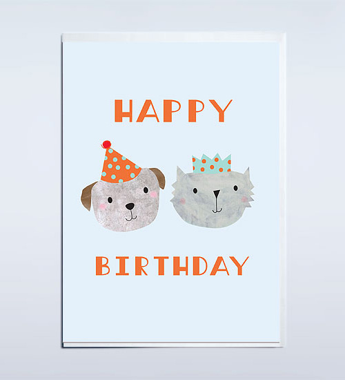 Happy Birthday Card | Plainly Patterned