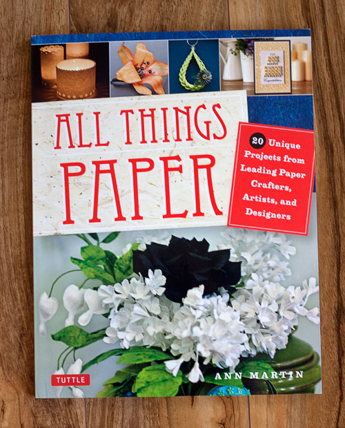 Book Review : All Things Paper by Ann Martin