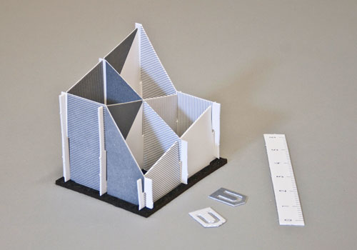 Letterpress Desk Set | Sarah Rainwater