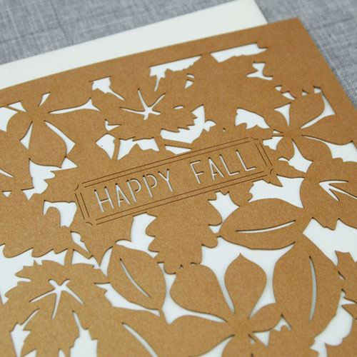 happy fall halloween laser cut cards paper crave