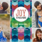geometric-joy-holiday-photo-cards