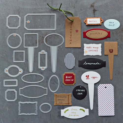 Tag and Label Dies | Williams Sonoma