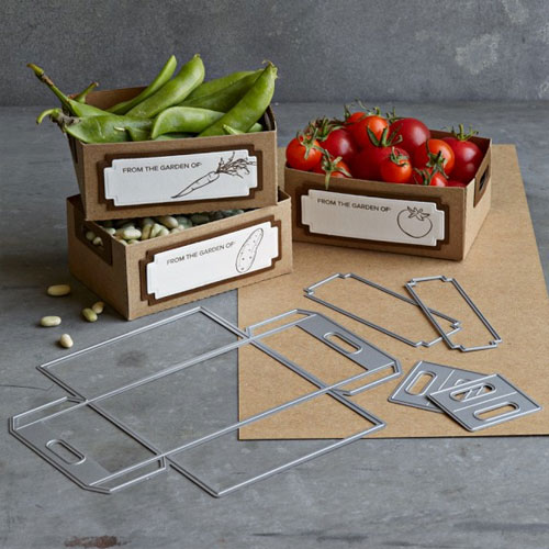 Food Box and Label Dies | Williams Sonoma