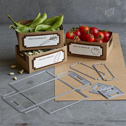 Food Box and Label Dies | Williams Sonoma