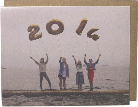 2014 Greeting Card | Dani Press