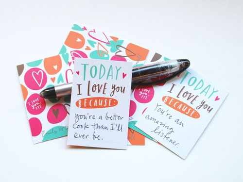 Tiny Love Cards | Emily McDowell