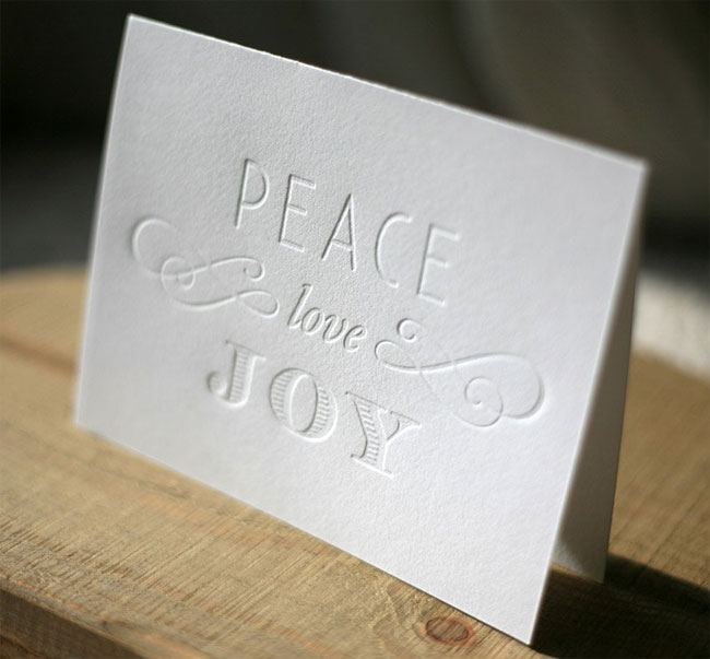 View All Posts in A Letterpress Christmas 2012