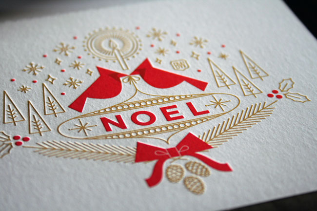 View All Posts in A Letterpress Christmas 2013