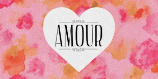 Amour Font by Cultivated Mind