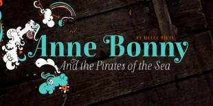 Anne Bonny Font by Melle Diete