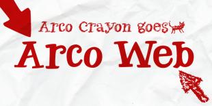 Arco Web Font by Okaycat