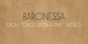 Baronessa Font by Juraj Chrastina
