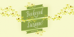 Bookeyed Suzanne Font by Tart Workshop