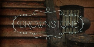 Brownstone Font by Sudtipos