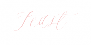 Feast Font by Great Lakes Lettering
