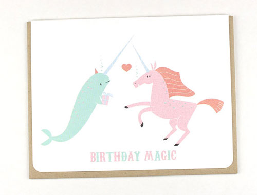 Birthday Magic Card | Maginating