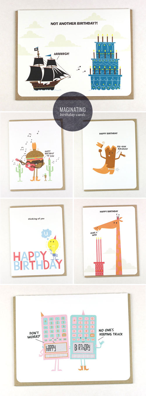 Cute and Clever Birthday Cards | Maginating