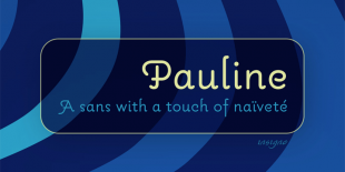 Pauline Font by Insigne