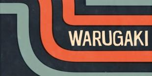 Warugaki Font by Typodermic