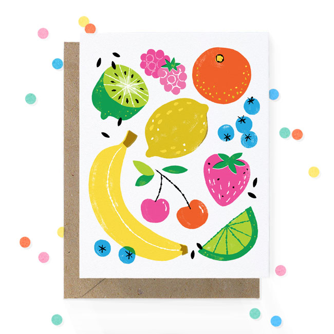 Fruit Chart Cards (Boxed Set)   Hooray Today