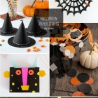DIY Halloween Paper Craft Ideas