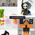 DIY Halloween Paper Decoration & Party Ideas
