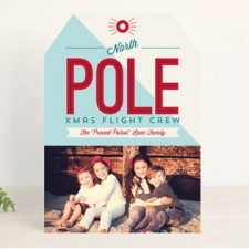 Flight Crew Holiday Photo Cards