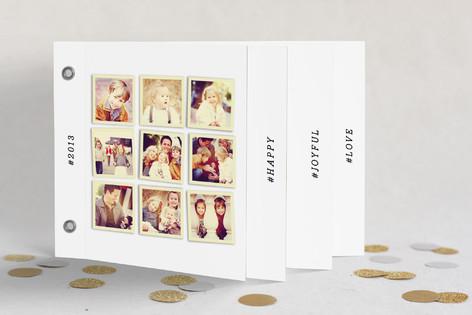 Insta-book Holiday Minibook Cards