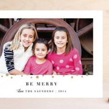 Magical Season Holiday Photo Cards