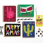 Hooray Today Holiday Cards & Gift Tags