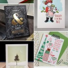 Letterpress Christmas & Holiday Cards
