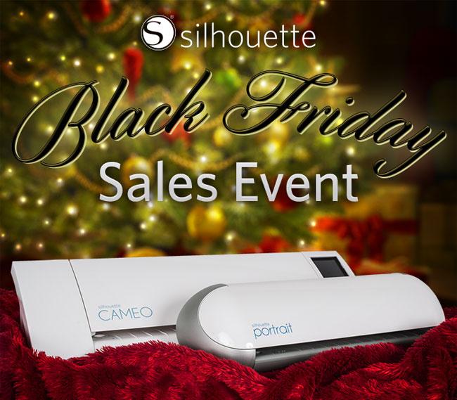 Silhouette Black Friday 2014 Sale
