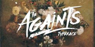 Againts Font by Celcius Design