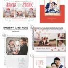 Holiday Photo Card Picks