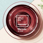 Pantone 2015 Color of the Year : Marsala
