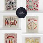Love & Valentine's Day Letterpress Cards | Elum
