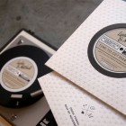 Letterpress Record Album Wedding Invitations | Printing by El Calotipo