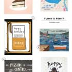 Funny & Punny Birthday Cards