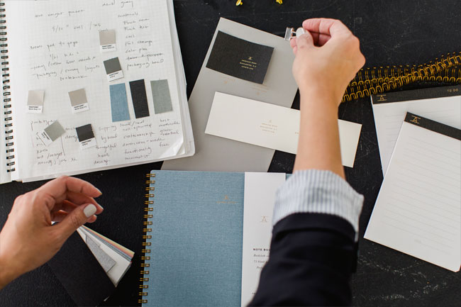 Appointed : Beautiful, American-Made Stationery