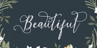 Crafty Script Font by Mycandythemes
