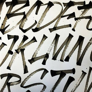 80 Calligraphers and Hand Lettering Artists to Follow on Instagram