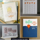 Letterpress Mother's Day Cards